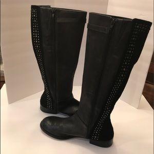 Jessica Simpson Black Boots Size 10